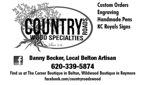 Country Roads Wood Specialties