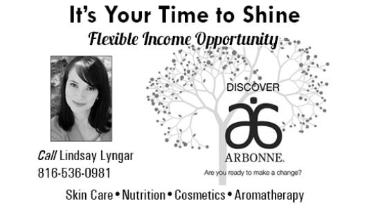 Discover Arbonne: Lindsay Lyngar