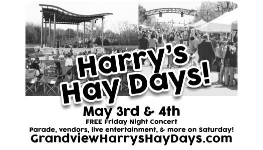 Harry's Hay Days!