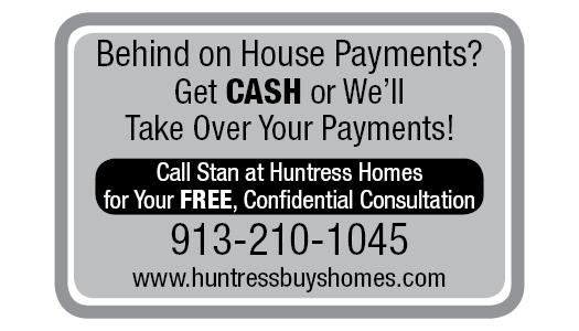 Huntress Buys Home