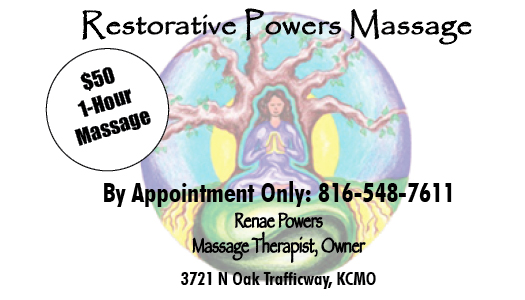 Restorative Powers Massage