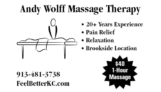 Andy Wolff Massage Therapy