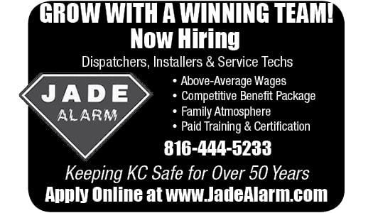 Jade Alarm