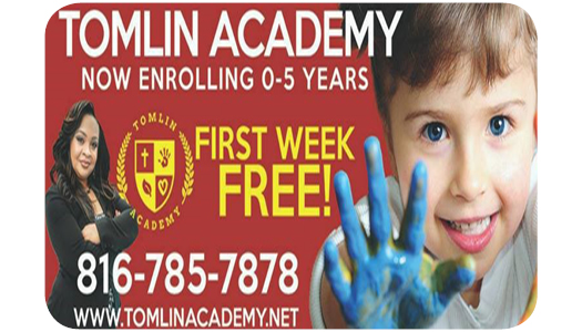 Tomlin Academy: first week free