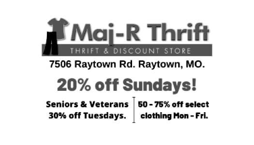 Maj-R Thrift