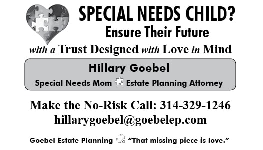 Special Needs Child - Hillary Goebel