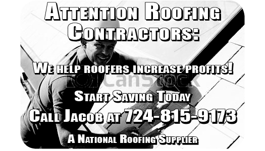 Roofing Contractors Jacob
