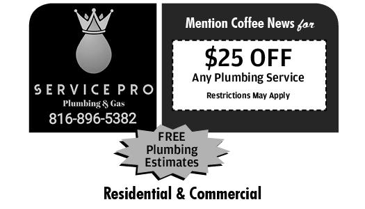 Service Pro Plumbing & Gas