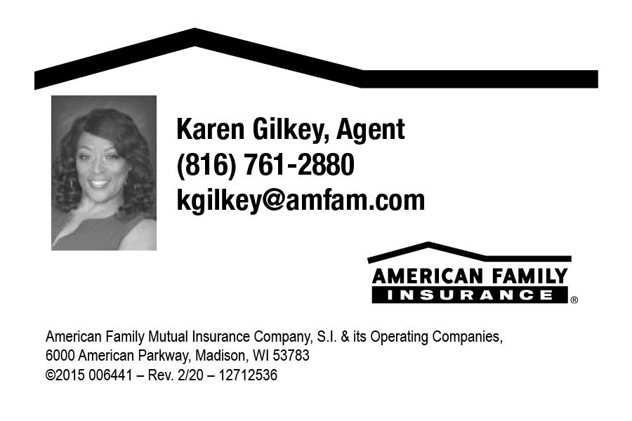 American Family Insurance, Karen Gilkey