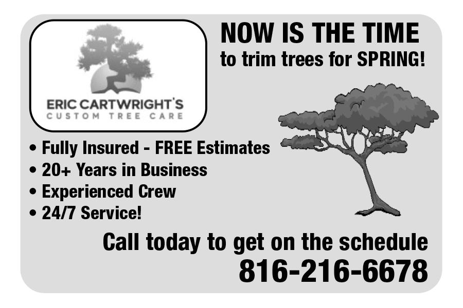 Eric Cartwright's Custom Tree Care