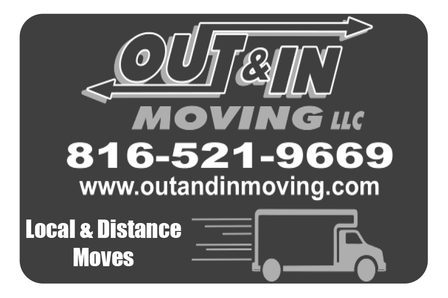 Out and In Moving LLC