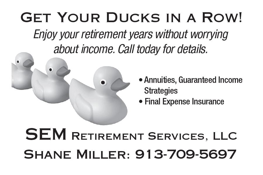 SEM Retirement Services