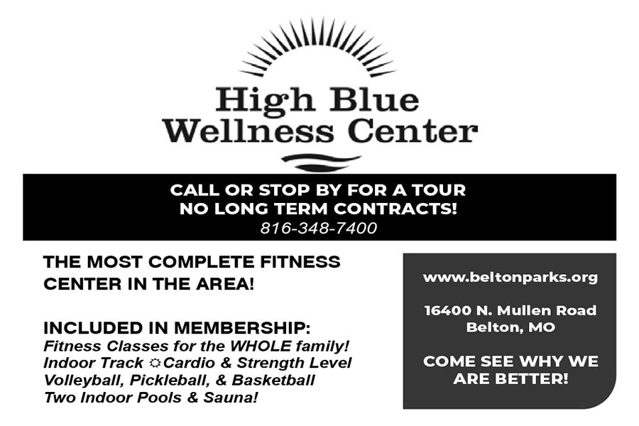 High Blue Wellness Center