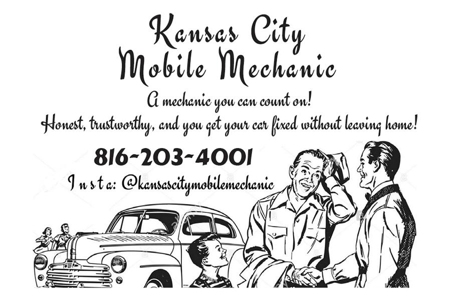 Kansas City Mobile Mechanic