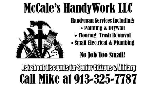McCale's HandyWork LLC