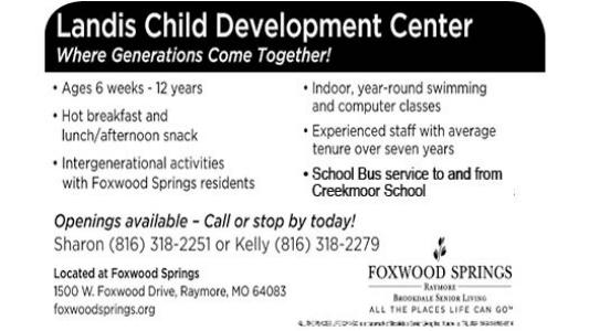 Landis Child Development Center