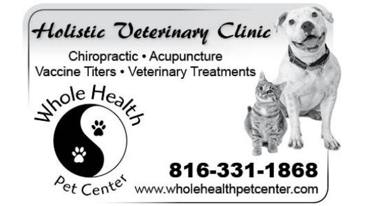 Whole Health Pet Center